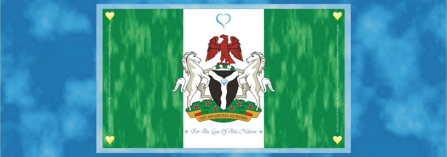 For The Love Of This Nation